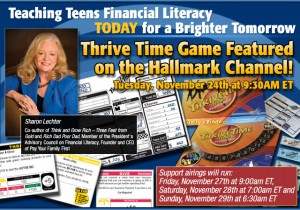 ThriveTime for Teens