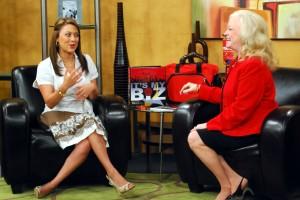 Sharon speaks to audiences in series of media interviews