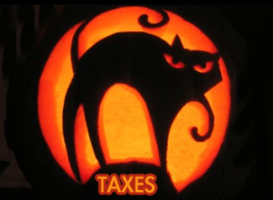 There's nothing scarier than taxes.  Here are a few things you should know…