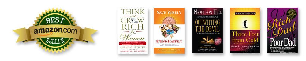 Sharon Lechter's Books