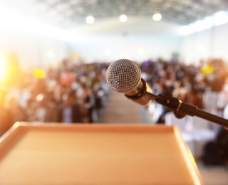 Why the Right Speaker Makes all the Difference