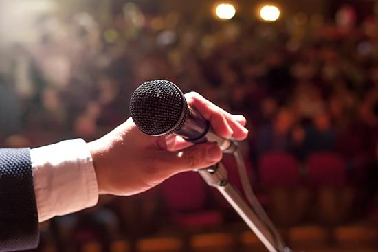 Speaking in Front of Millennials