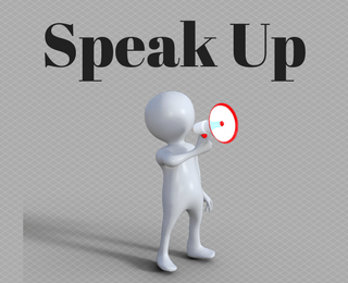How to Speak Up and Make a Difference