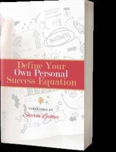 Sharon Lechter | Define Your Own Personal Success Equation