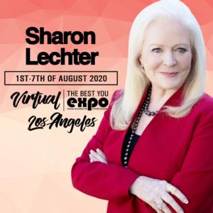 Best You Expo LA-Sharon Lechter